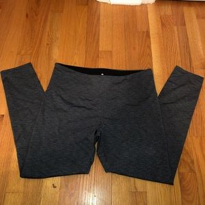Multicolored Full Length Workout Pants